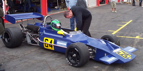 Martin Stretton wins F2 Trophy