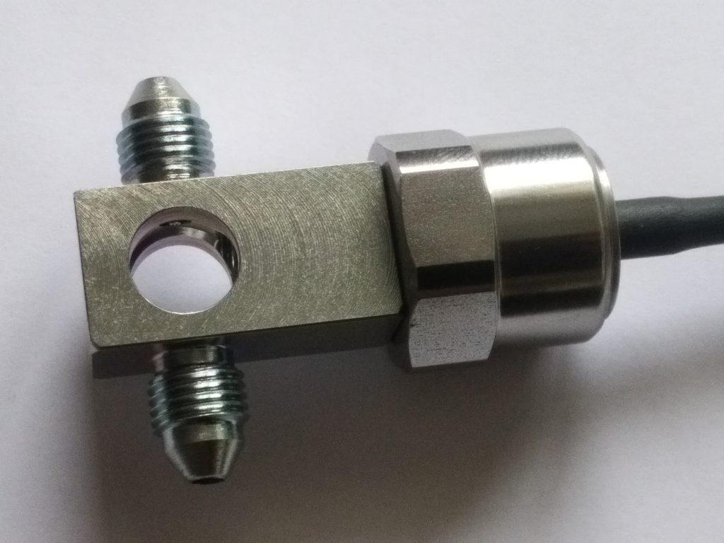 Brake pressure sensors